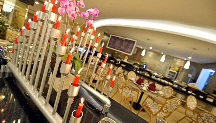Grand Savero Hotel Bogor - Lotus Garden Restaurat