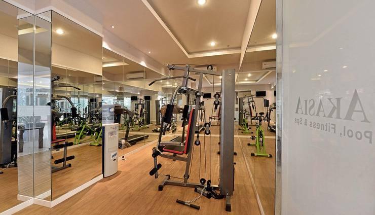 Grand Savero Hotel Bogor - Fitness Center