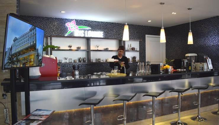 Grand Savero Hotel Bogor - Iris Lounge