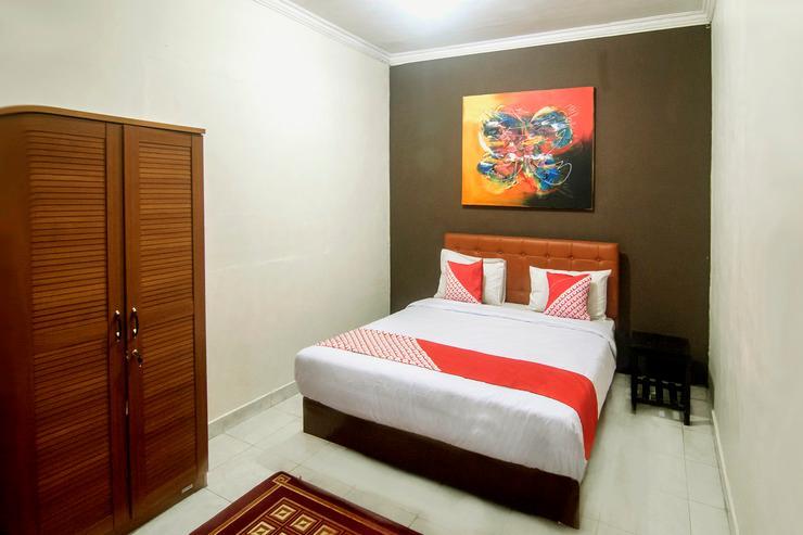 OYO 198 EMDI House Seturan Yogyakarta - BEDROOM