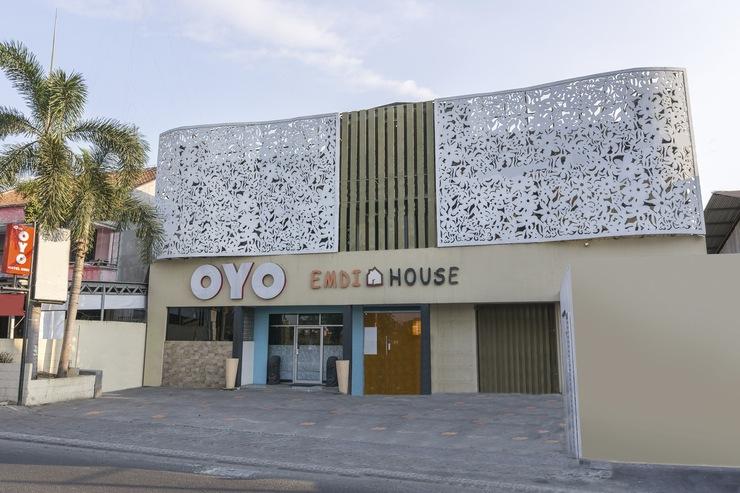 OYO 198 EMDI House Seturan Yogyakarta - Facade
