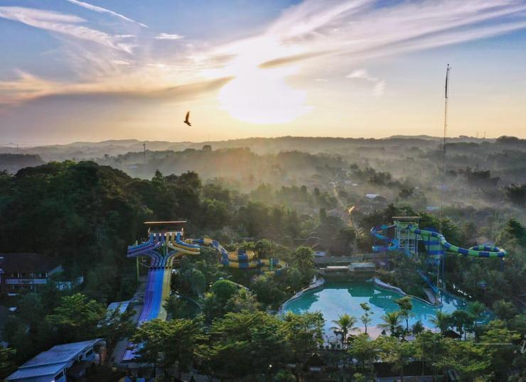Horison Sangkan Aqua Park - Kuningan Kuningan - View