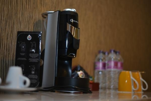 Hotel Grand Inna Muara Padang - Coffee Maker