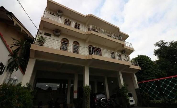 NIDA Rooms Prawirotaman II Mergangsan - Tampilan Luar Hotel