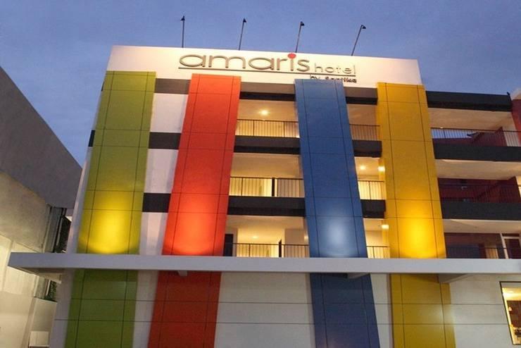 Amaris Hotel Legian - Tampilan Luar Hotel