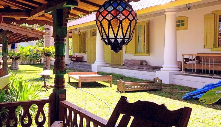 Harga Hotel The Ermaja's Pavilion Boutique Hotel and Villas (Pangandaran)