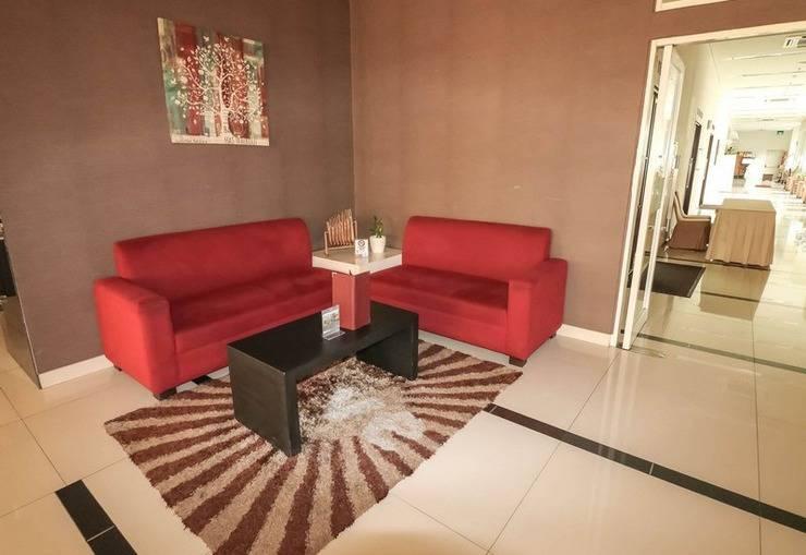 NIDA Rooms Bogor Jalan Padjadjaran Raya Bogor - Ruang tamu