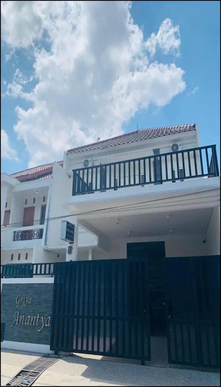 Villa Anantya Private Pool Yogyakarta - exterior