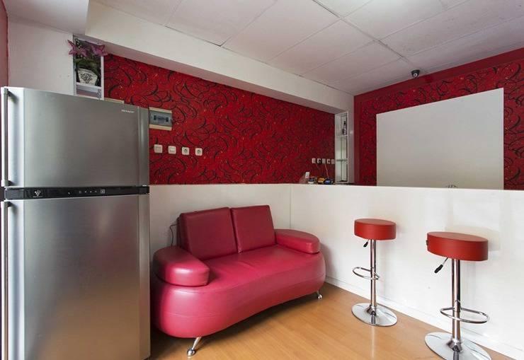 RedDoorz Apartment @MOI Gading Jakarta - Interior