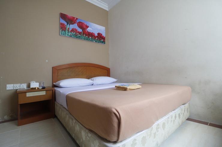 Dreamz Hotel Batam - Bedroom