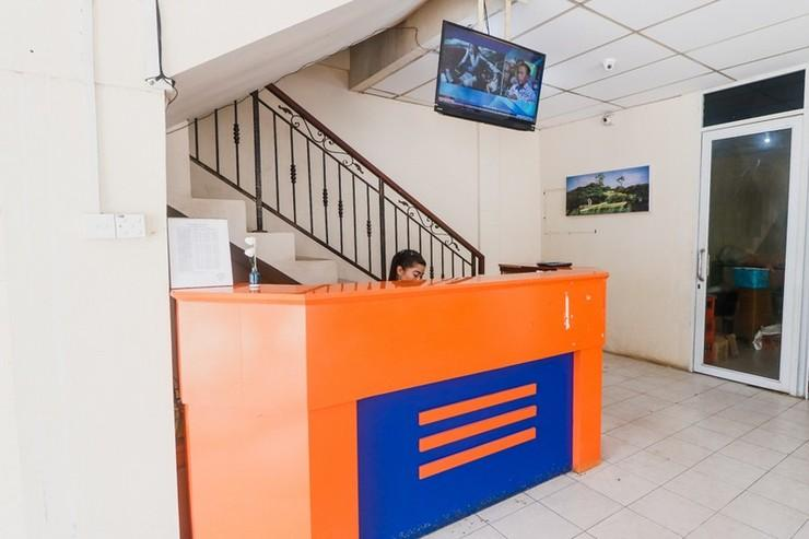 Dreamz Hotel Batam - Interior