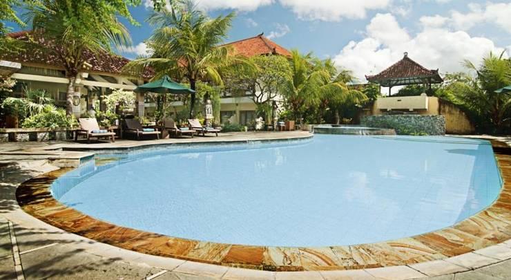 Mentari Sanur Hotel Bali - Kolam Renang