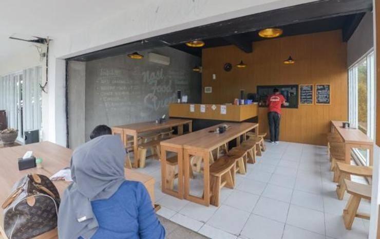 The Suites Metro E16-01 Bandung - Retaurant