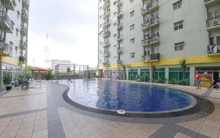 The Suites Metro E16-01 Bandung - Kolam Renang