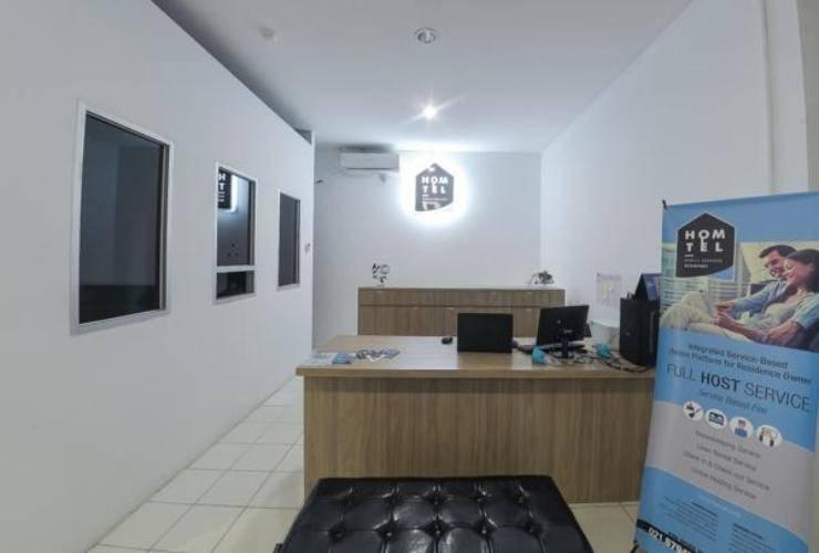The Suites Metro E16-01 Bandung - Front Desk