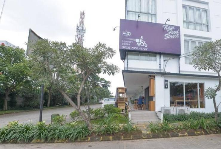 The Suites Metro E16-01 Bandung -