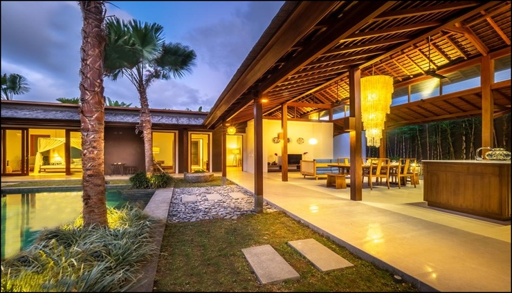 Villa Dahlia Bali - exterior