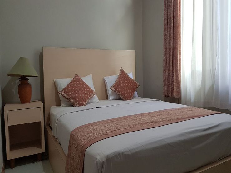 OYO 3819 Hotel Winotosastro Jogja - Bedroom