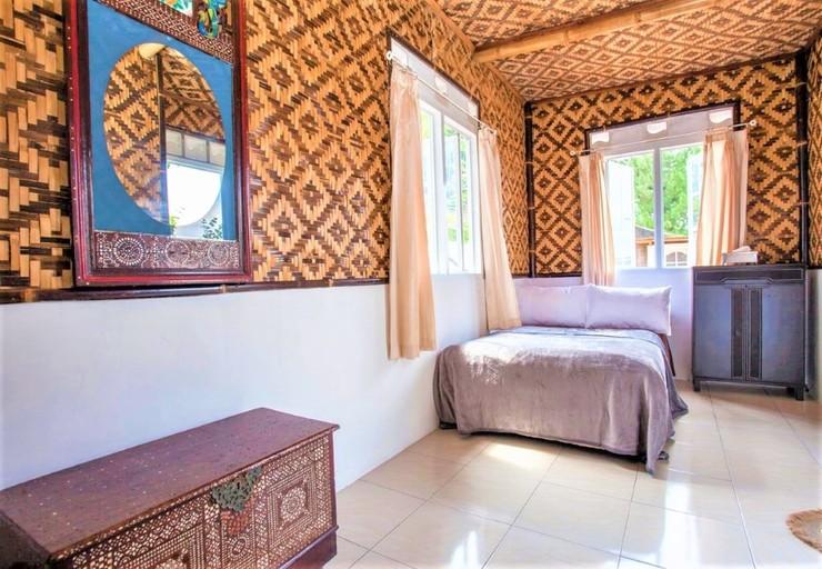 Villa Gubuk Saraswati Puncak - Bedroom