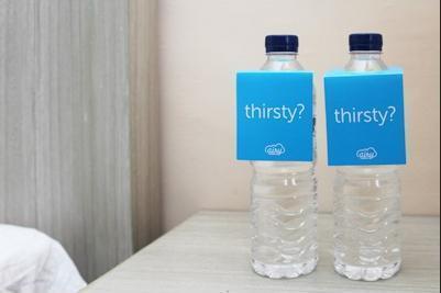 Airy Syariah Medan Sunggal Sei Kapuas 6 - Mineral Water