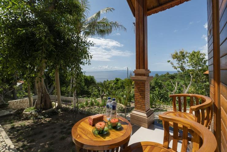 Green Valley Bungallows Bali - Balcony