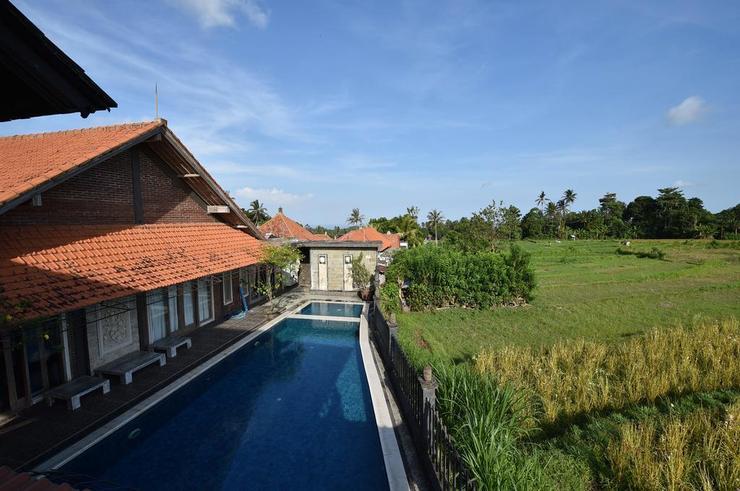 Uma Shanty Bali - View