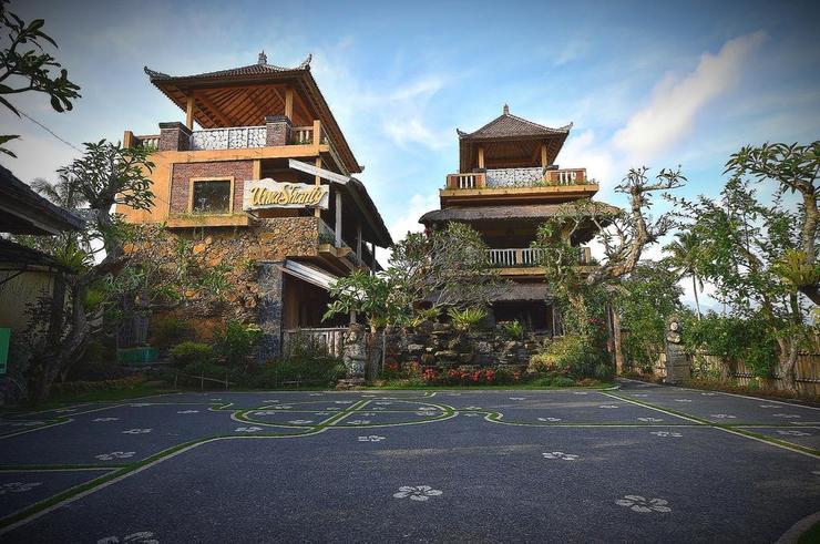Uma Shanty Bali - Exterior