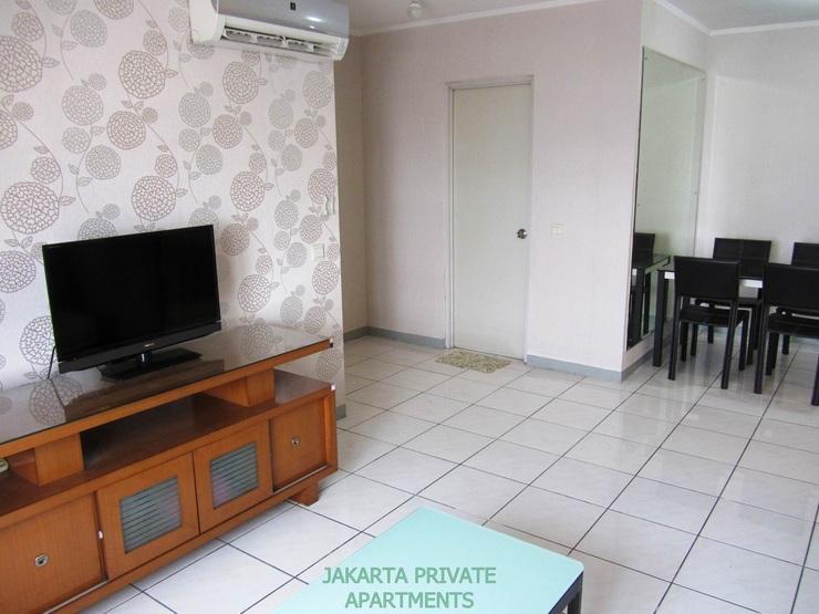 Jakarta Private Apartment at Paladian Park Jakarta - Interior