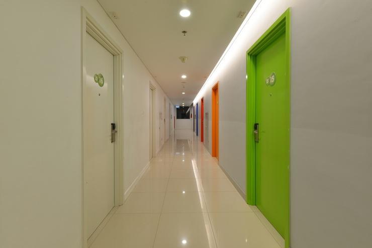 POP! Hotel Kelapa Gading - Corridors