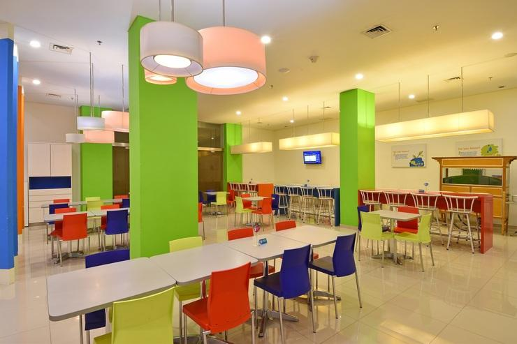 POP! Hotel Kelapa Gading - Breakfast Area