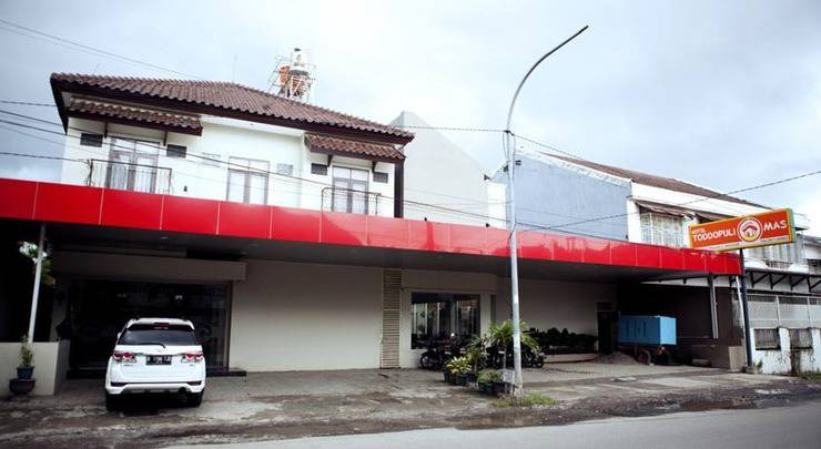 Hotel Toddopuli Mas Makassar - Tampilan Luar Hotel