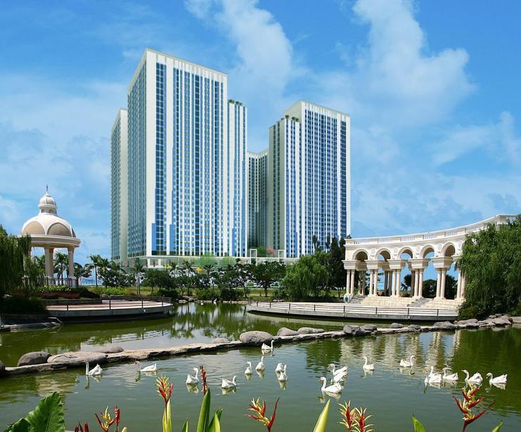 Apartemen Edu City Surabaya - Exterior