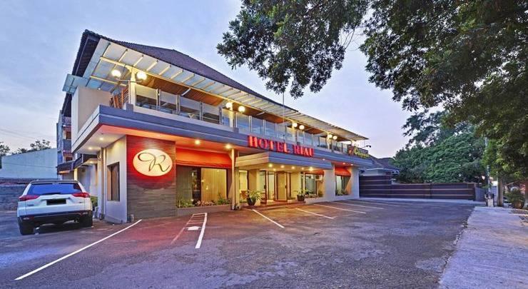 Hotel Riau Bandung - Penampilan
