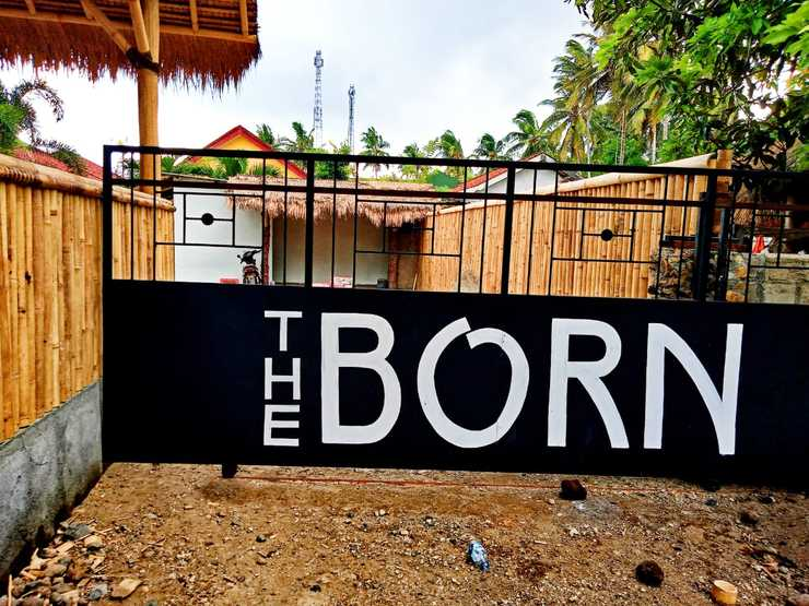 The Born Lombok - appearance