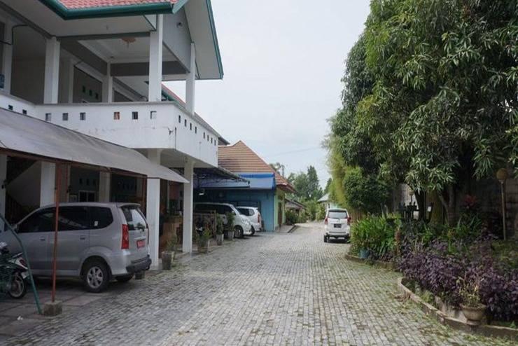 eSBe Hotel Belitung - Eksterior