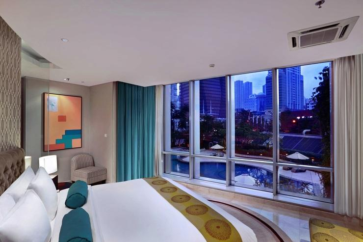 The Grove Suites Jakarta - 1BR Pool View