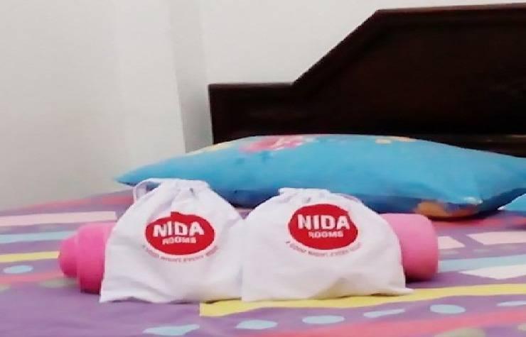NIDA Rooms Raya Bandung Ciherang - Kamar tidur