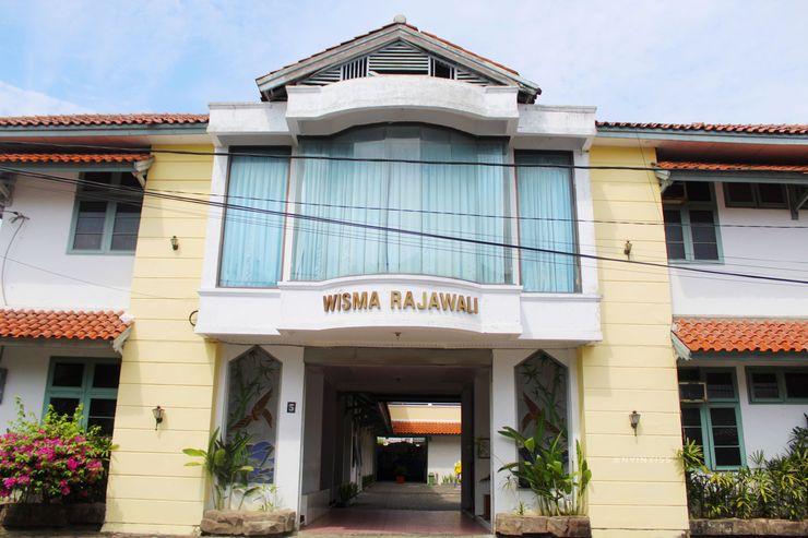 Hotel Rajawali Cirebon - Facade