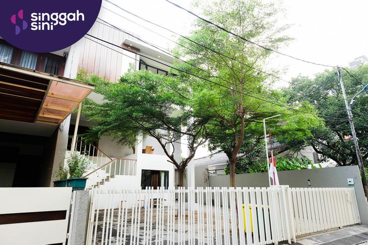 Singgahsini House of Marsya Jakarta Selatan Jakarta - Exterior