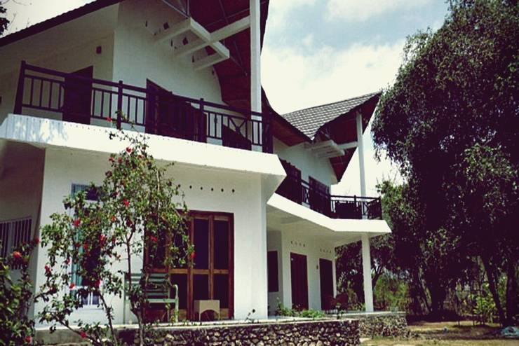 Bajo Komodo Eco Lodge Manggarai Barat - Eksterior