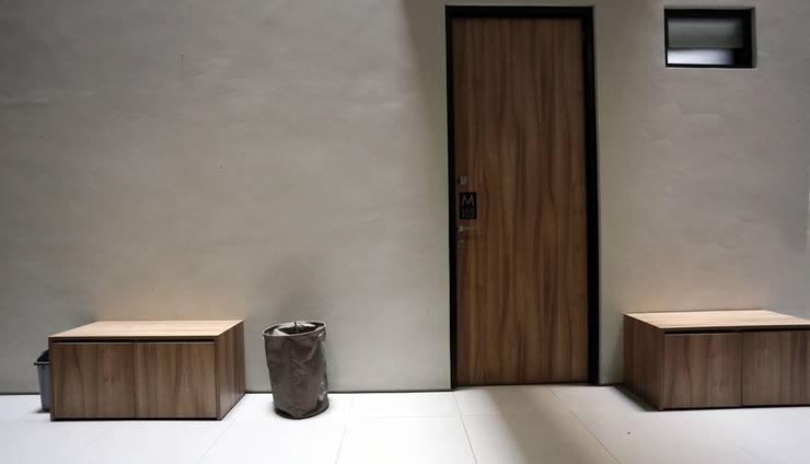 M Pavilion Serpong - Pintu Masuk kamar
