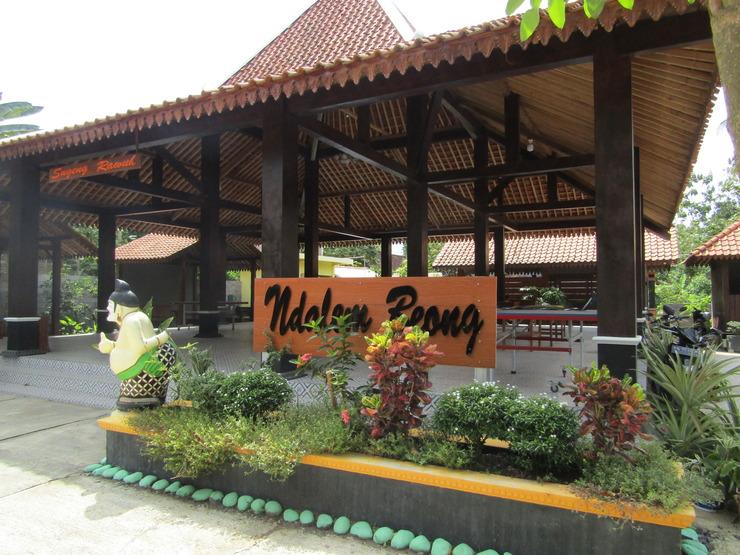 Omah Rohadi Syariah by Ndalem Beong Magelang - Exterior