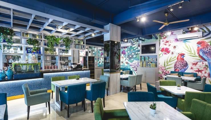 OYO 110 Feodora Hotel Jakarta - Restaurant