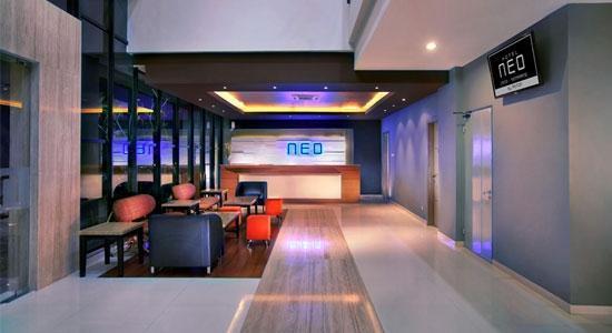 Neo Hotel Candi Semarang - Lobi