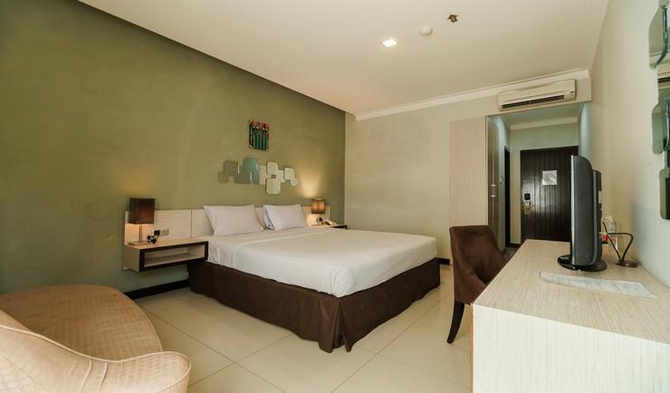 N3 Hotel Jakarta - Kamar Tamu
