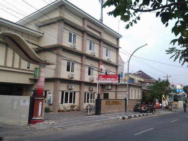Hotel Cepu Indah 2 Blora - Exterior