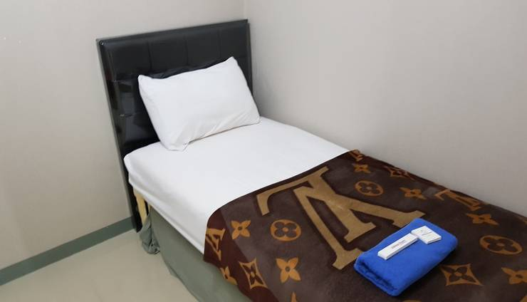 Apartment Kalibata City by AiiMee Room Jakarta - 2 Bedroom Suite