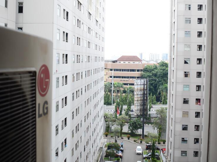 Apartment Kalibata City by AiiMee Room Jakarta - 2 Bedroom Standart