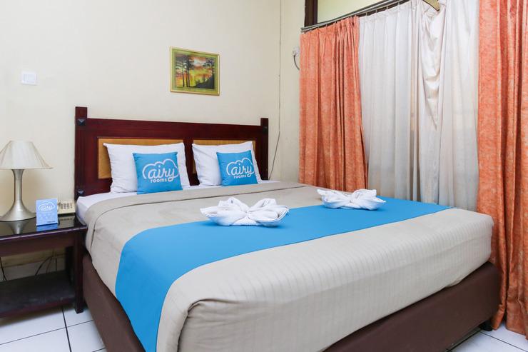 Airy Eco Wenang Sam Ratulangi 33 Manado Manado - Double Room