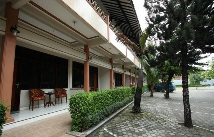Langensari Hotel Cirebon Cirebon - Eksterior